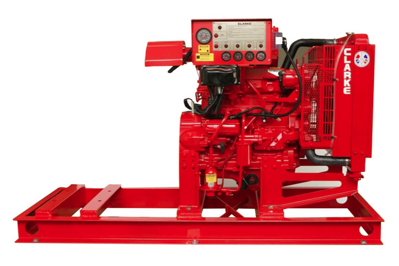 Diesel engines for fire fighting - Ariexpo
